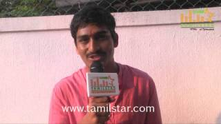 Sundar at Kungumam Vecha Kekudhu Short Film Special Screening
