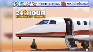 Take Advantage of the Most Reliable Air Ambulance from Patna