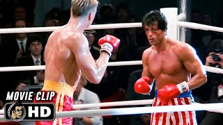 ROCKY IV Clip - Final Fight (1985) Sylvester Stallone by JoBlo HD Trailers