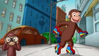 Un Mono En Patines   Jorge El Curioso En Español   Dibujos Animados