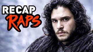 Game of Thrones Seasons 1-6 Recap Rap