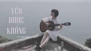 Yeu uoc Khong   uc Phuc   NuNu Nguyen Cover Acoustic