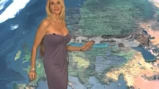 Пляжная феерия от Ларисы Сладковой. Прогноз погоды на 5 марта