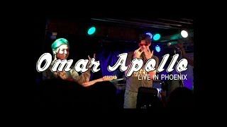 OMAR APOLLO — Live In Phoenix