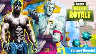Top BodyBuilder Fortnite Player (PS4 PRO) Fortnite Battle Royale