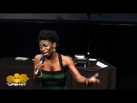 Michaela The Poet  @ The Upshot Launch  {SUBSCRIBE NOW}