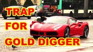 Punir une Michetonneuse avec Ferrari / Punish a Gold Digger in Paris