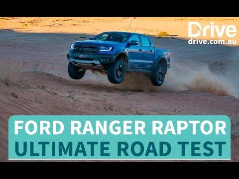 Ford Ranger Raptor 2018 Ultimate Road Test | Drive.com.au