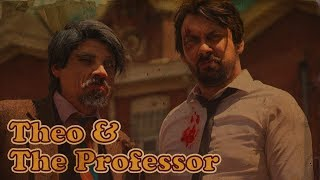 "Theo & The Professor S1:E1 ""The Lilitu"" - Web Series"