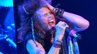 Aerosmith - Amazing LIVE @ Lima PERÚ 2011 (stabilized HD multicam)