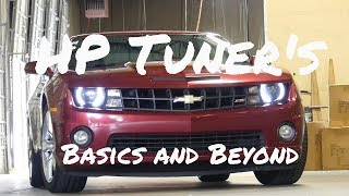 HP Tuners Yukon Guide: Part 2 Idle and Base VE - Самые
