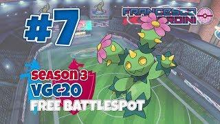Maractus  - (Pokémon) - MARACTUS is GOD! - VGC20 FREE BATTLESPOT #pokémon ⚔️🛡️#7