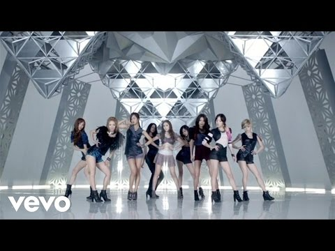 Girls' Generation - The Boys (Eng. Version)