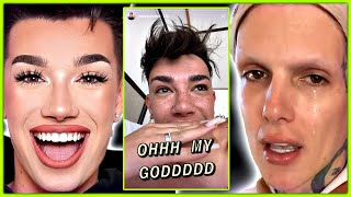 James Charles & Morphe SHADE Jeffree Star On Instagram!