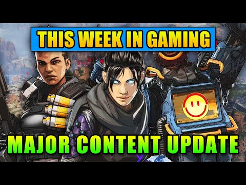 Apex Legends Getting Major Content Update - This Week In Gaming | FPS News