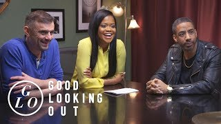 Good Looking Out - Karen Civil, Gary Vee, and Ryan Leslie Hear a Pitch That Could Erase Student Debt