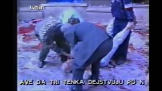 Masakr u ulici Vase Miskina  27.05.1992