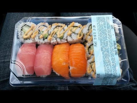 Shoreline Sushi Combo Review