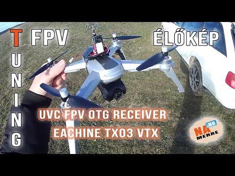 drón-tuning-–-fpv-élokép-tuning-eachine-tx03-vtx--fpv-receiver