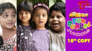 Fun Bucket JUNIORS | Episode 10 | Kids Funny Videos | Comedy Web Series
