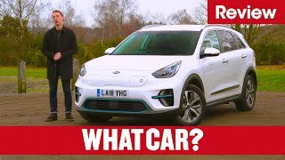 2020 Kia e-Niro review – electric Nissan Qashqai rival tested | What Car?