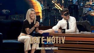 LATE MOTIV - Mapi León. Voleas Y Bamboleos I #LateMotiv577