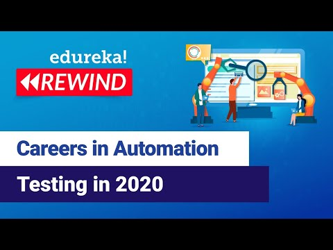 Careers in Automation Testing in 2021 | Selenium Training ...