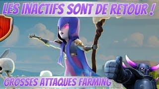 Clash of clans - Les inactifs sont de retour ?!