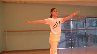 宝塚受験生のバレエ基礎〜踊り出しポーズのニュアンス〜のサムネイル