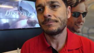 Giancarlo Fisichella Le Mans 24 2017 Ferrari