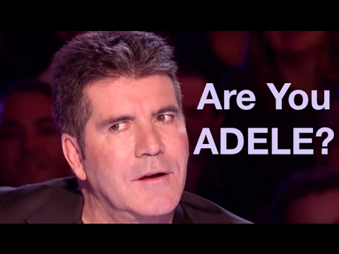 Top Best ADELE COVER Audition | Got Talent And X Factor (видео)