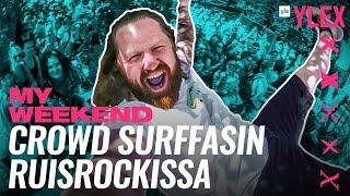 SANOTAAN KAIKKEEN KYLLÄ RUISROCKISSA!