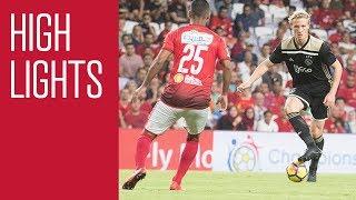 Highlights Al-Ahly - Ajax