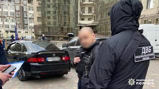В Одессе бывший полицейский обложил «данью» веб-модель. ВИДЕО