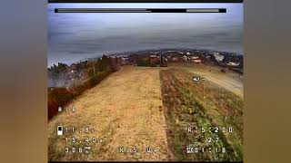 RX Loss ☹️ iFlight Nazgul 5 V1 FPV Freestyle Copter