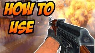 CSGO How To Use AK 47  AK Tips And Tricks