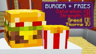5 NEW Foods that MINECRAFT Should Add!