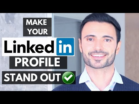 Download How to Use LinkedIn and Make Your LinkedIn Profile Stand Out - 7 BEST LinkedIn Tips Mp4 HD Video and MP3