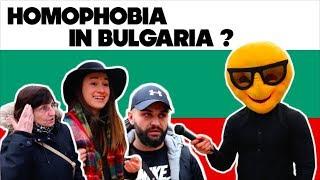 Homophobia in Bulgaria?