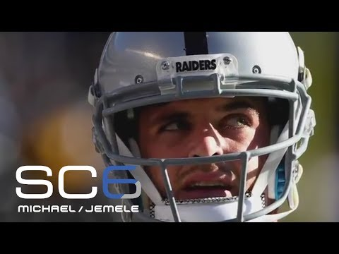 Does Derek Carr Deserve Elite Quarterback Salary? | SC6 | June 21, 2017