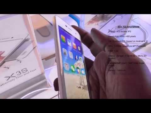 VIVO Y22 Hands on, Hardware Specifications