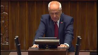 Stefan Niesiołowski - wystąpienie z 27 września 2017 r.