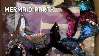 Mermaid Party Decorations | Amazon