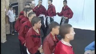 preview picture of video 'منذر فضيلي قائد فرقة الدبكة الشعبية-تراث فلسطيني'
