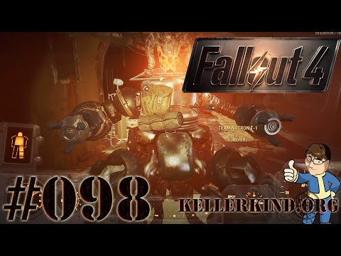 Fallout 4 - Automatron #098 - Das Labor ★ Let's Play Fallout 4 [HD|60FPS]
