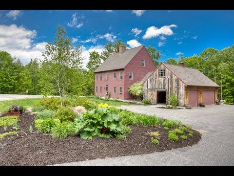 Stunning Reproduction Saltbox | 3 Carriage Rd, New Boston, NH | Real Estate