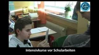 preview picture of video 'Neue Mittelschule Feldkirchen'