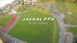 Wing Chase - FPV Freestyle