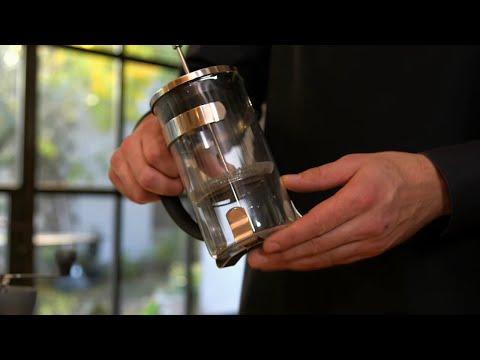 French Press - Kaffee einfach und lecker zubereiten