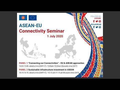 EU-ASEAN Connectivity Seminar